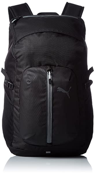 35f6892485b Image Unavailable. Image not available for. Colour: Puma 30 Ltrs Black  Casual Backpack ...