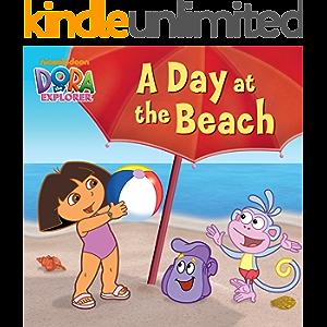 A Day at the Beach (Dora the Explorer) (Dora the Explorer (Simon & Schuster Board Books))