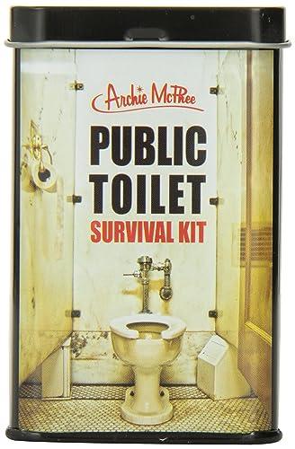 bathroom survival kit
