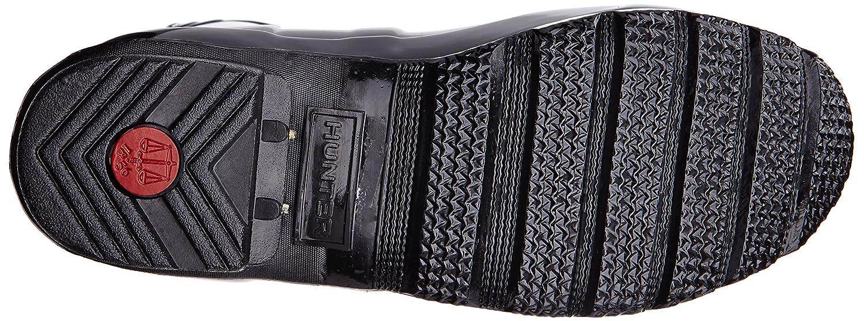 Hunter Original Back Adjustable Schwarz Gloss, Damen Stiefel Schwarz Adjustable 47fb76