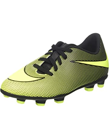 a4fee222e23b9 Nike Jr. Bravata II (FG) Firm-Ground Soccer Cleat