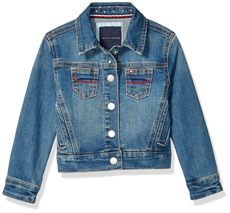 da53bafc8 Tommy Hilfiger Big Girls' Denim Jacket