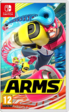 Arms Nintendo Switch Nintendo Amazon Es Videojuegos