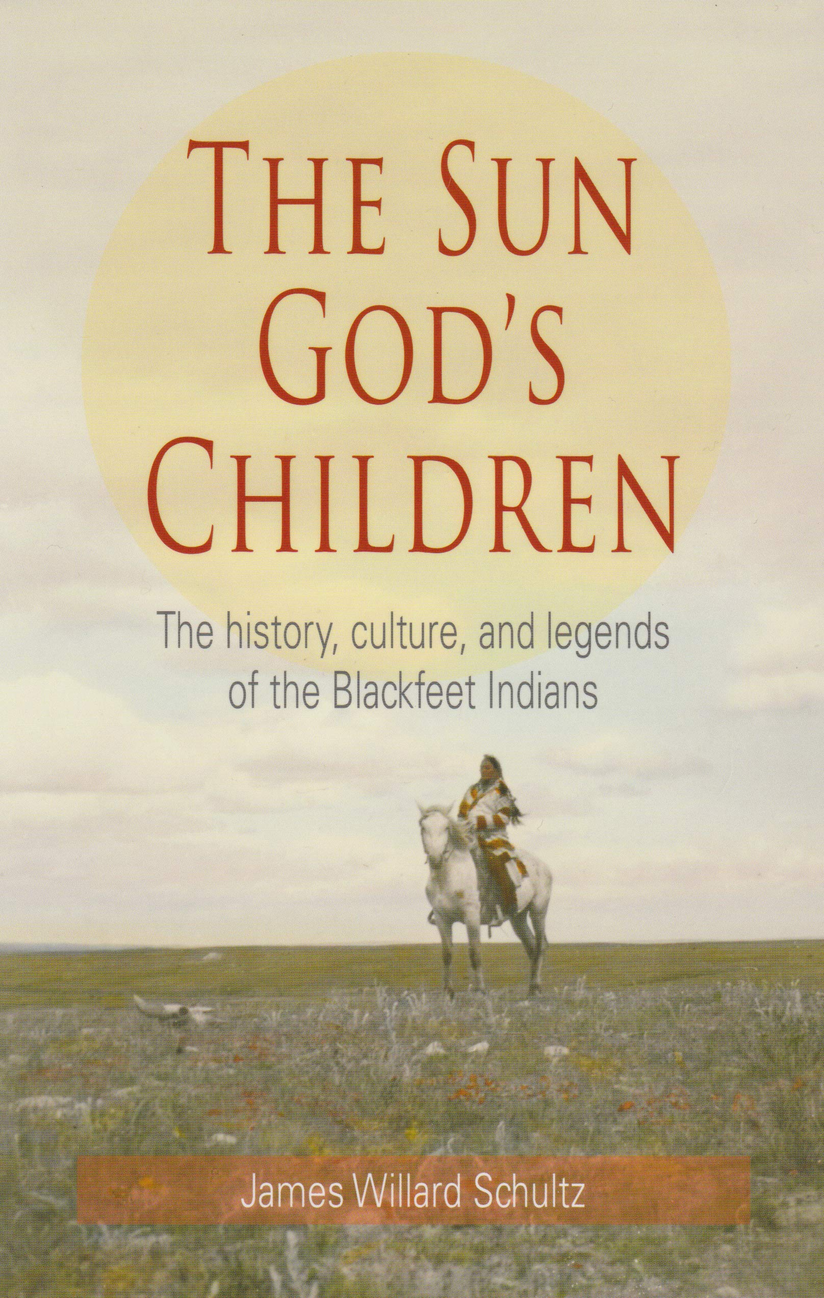 Download The Sun God's Children: The History of the Blackfeet Indians pdf