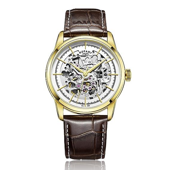 Rotary - Reloj automático para hombre 489194127b3d