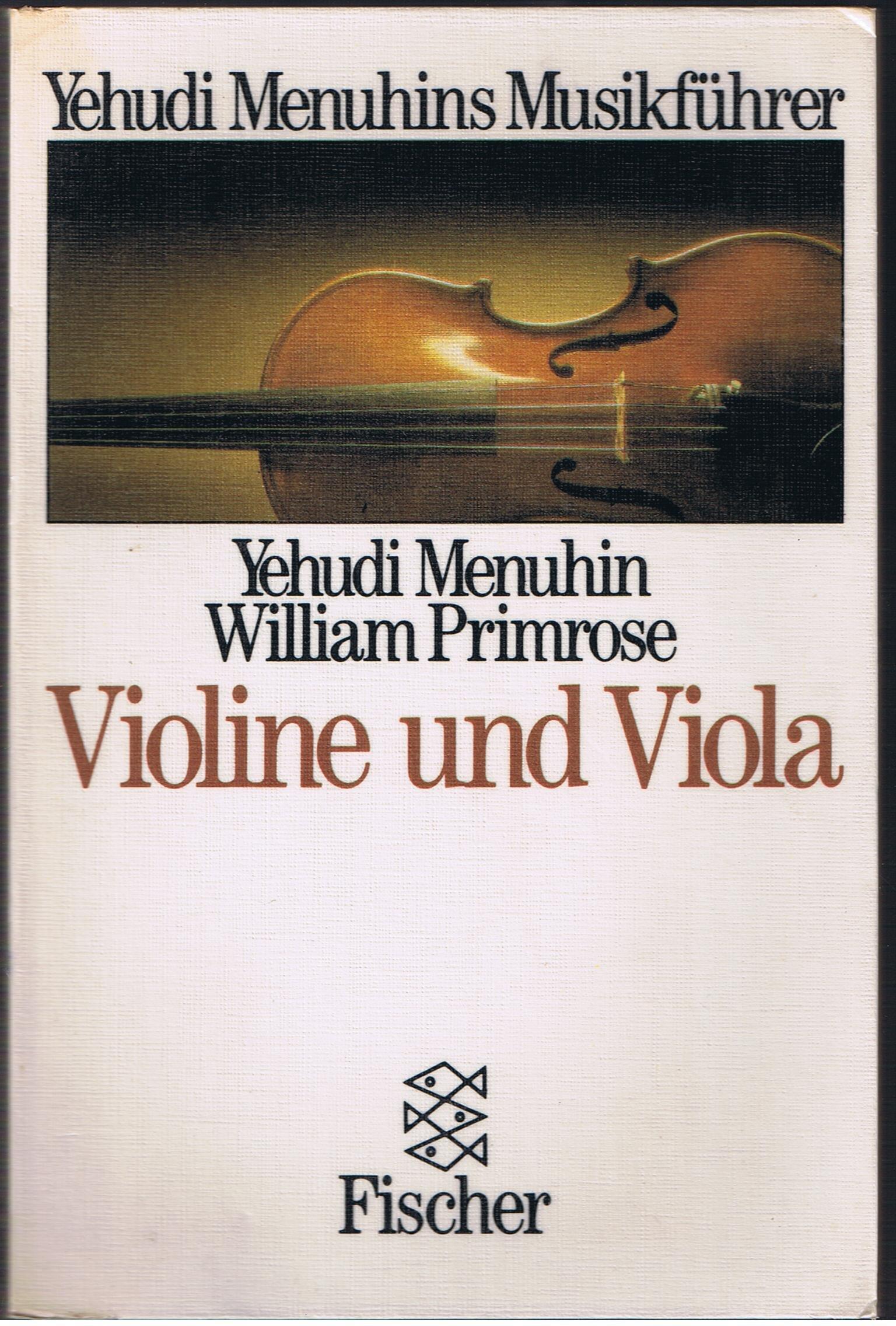 Violine und Viola: Yehudi Menuhins Musikführer