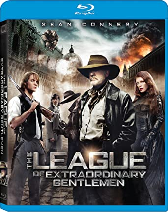 The League of Extraordinary Gentlemen (2003) 720p 1GB BluRay [Hindi DD 2.0 – English DD 2.0] MKV