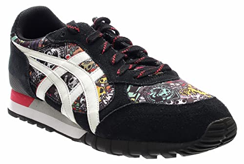 3bcaa3bd8481 Onitsuka Tiger Tokidoki Colorado Eighty Five Mens Black Suede Sneakers  Shoes 11  Buy Online at Low Prices in India - Amazon.in