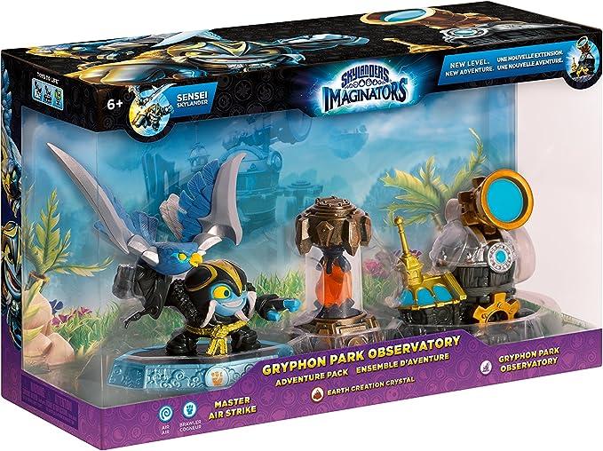 ACTIVISION Skylanders imaginators Parque de grifos: Amazon.es: Juguetes y juegos