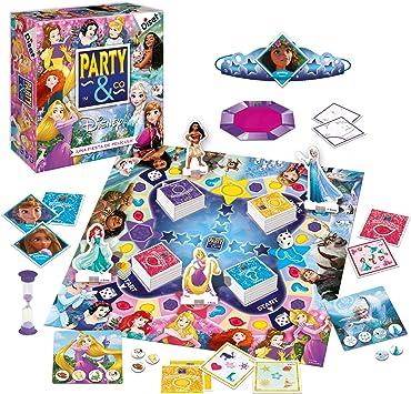 Disney 260 Princesas Disney, Azul / Rosa: Amazon.es: Juguetes y juegos