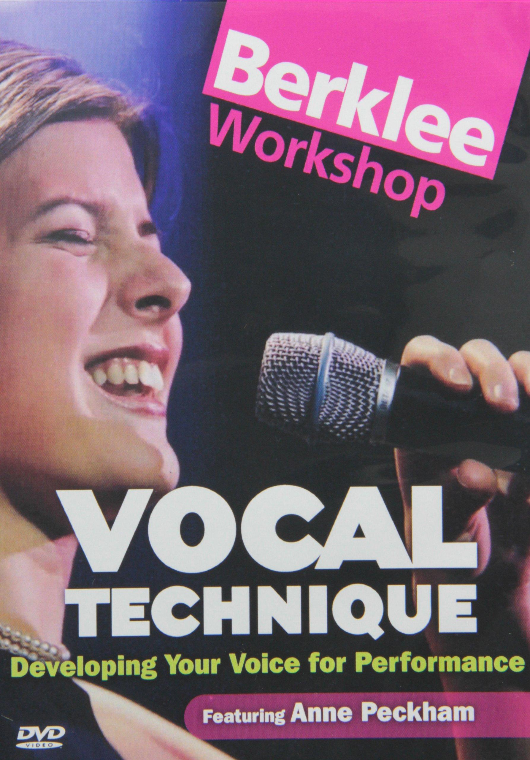 DVD : Matt Marvuglio - Vocal Technique: Developing Your Voice For Perform [Instructional] (DVD)