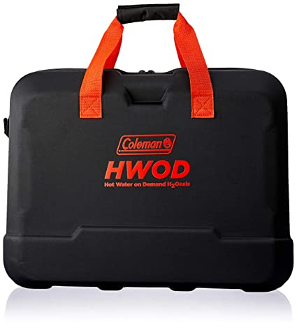 Amazon.com: Coleman agua caliente en la demanda Carry Bag ...