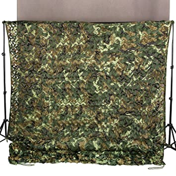 hunting com camo pattern blinds vulture portable dp x pop amazon blind ground up person quot