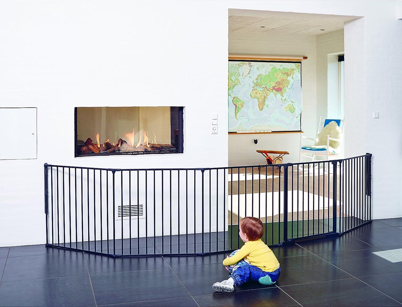 /350/cm 90-350 cm Anthracite Grateful Protective Mantel//Separator Environments Flex XXL 90/ Baby Dan Anthracite