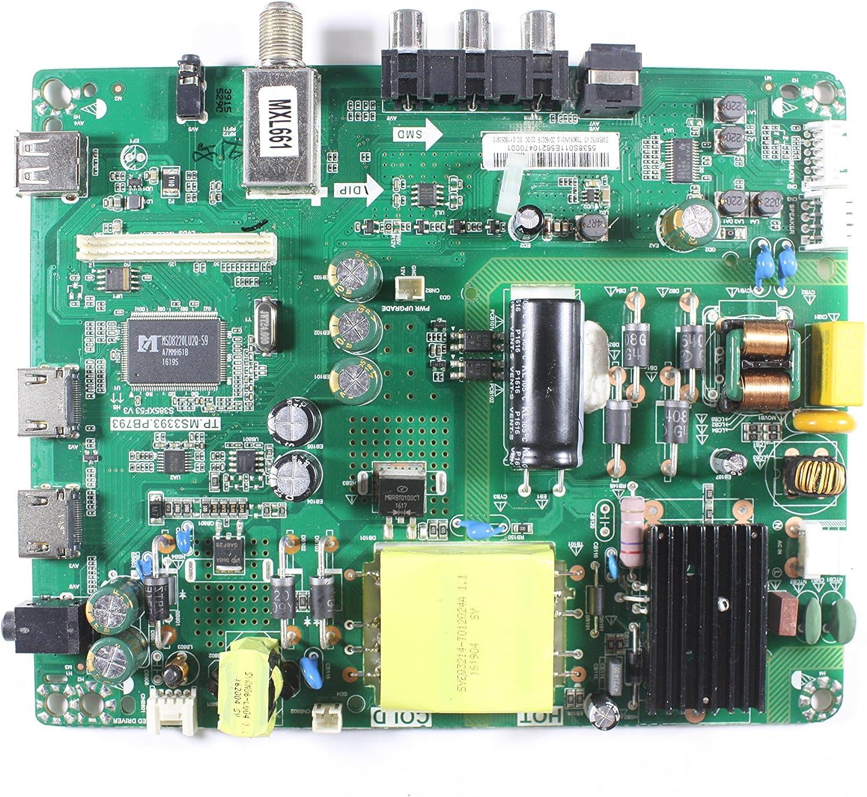 INSIGNIA 39 NS-39D310NA17 B16053915 55.38S01.1E5 Main Video Board Motherboard