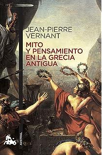 Mito y pensamiento en la Grecia antigua (Contemporánea)