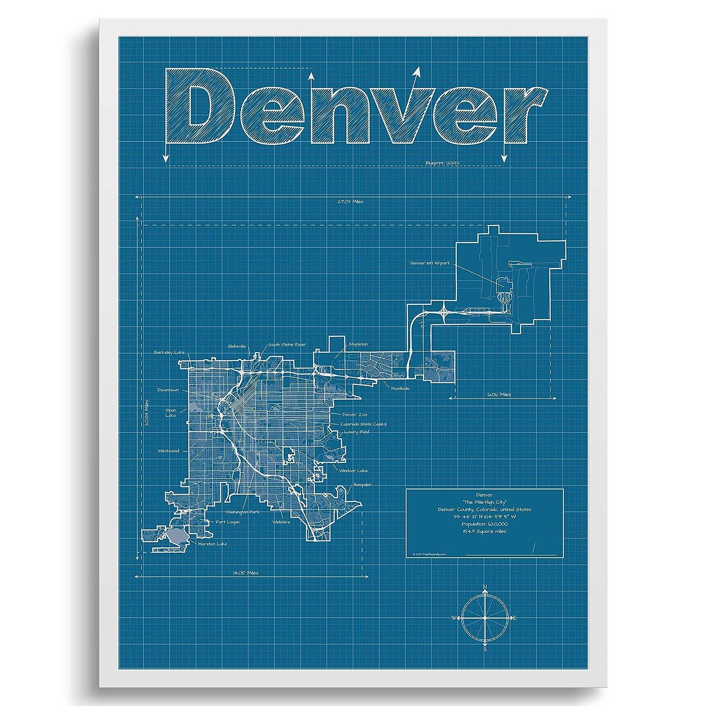 Amazon.com: Denver Map Denver Colorado Wall Art Map ... on world map denver, google maps denver, kansas map denver, map of america denver, us map denver, county map denver, speed limit map denver, colorado map denver, united states gold eagle coins, old map of denver, ancient map denver, map showing dallas and denver, street map denver, colfax map denver, europe map denver, ohio map denver, area code map denver, border states denver, map from dallas to denver,