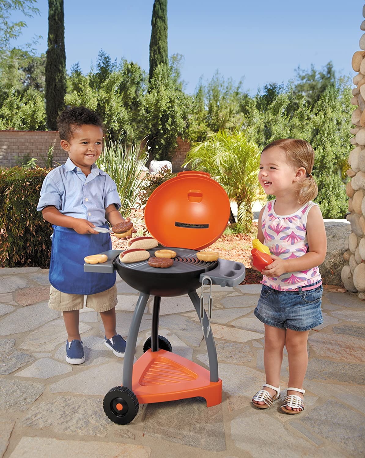 $22.80 (was $65.99) Little Tikes Sizzle and Serve Grill Play Set