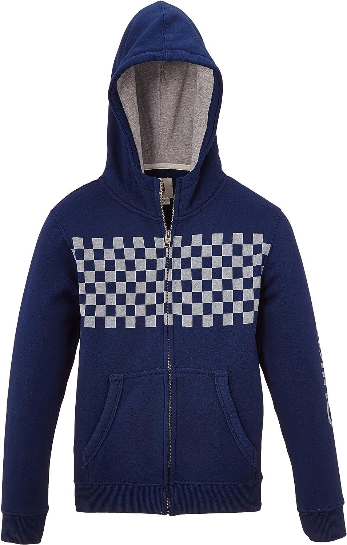 Gar/çon Quiksilver Hod /À carreaux Sweat-shirt /à capuche