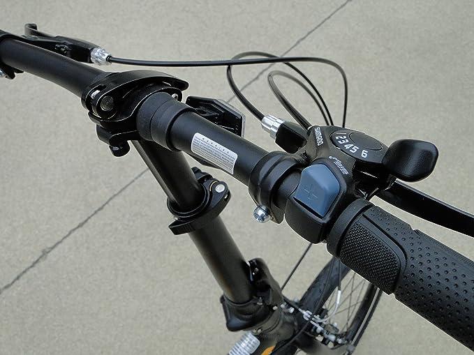 Bicicleta Plegable STREET 20 SHIMANO 6 velocidades, Aluminio ...