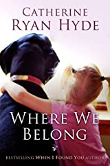 Where We Belong Kindle Edition
