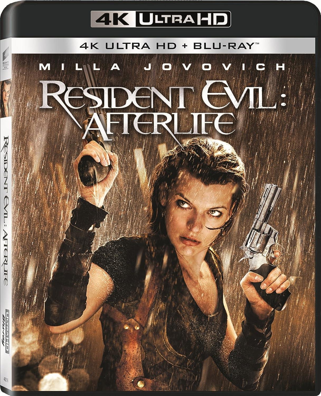 Amazon Com Resident Evil Afterlife Milla Jovovich Ali Larter
