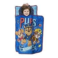 Amazon.com deals on Paw Patrol Were A Team Toddler Nap Mat w/Pillow & Blanket