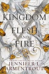 A Kingdom of Flesh and Fire (Blood and Ash Book 2) (English Edition) eBook Kindle