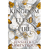 A Kingdom of Flesh and Fire (Blood and Ash Book 2)