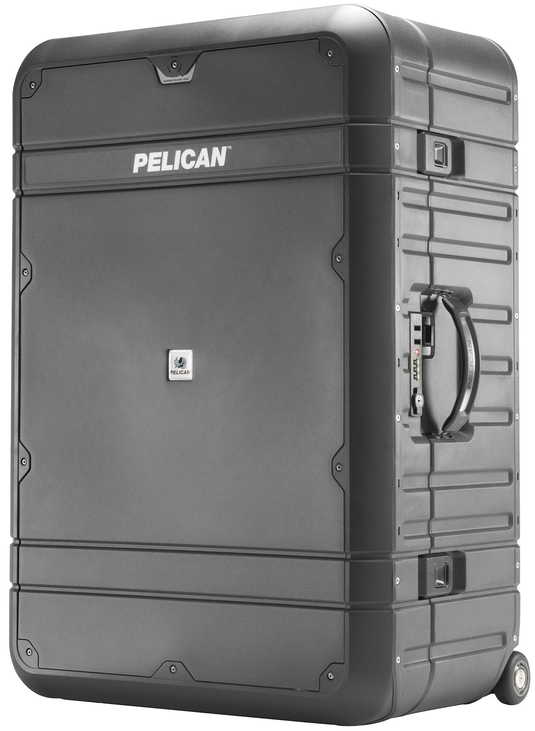 Pelican Elite Luggage | Vacationer (BA30 - 30 inch) - Grey/Black by Pelican