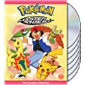 Pokemon Master Quest Complete Coll on DVD
