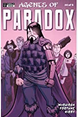 Agents of Paradox #4 Kindle Edition