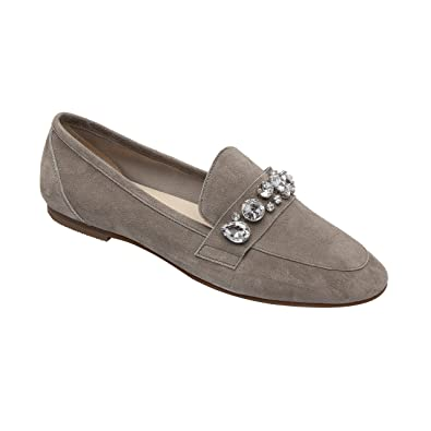 Amazon.com: Pic/pagar Mandy | Joya de mujer adornado Slip-On ...