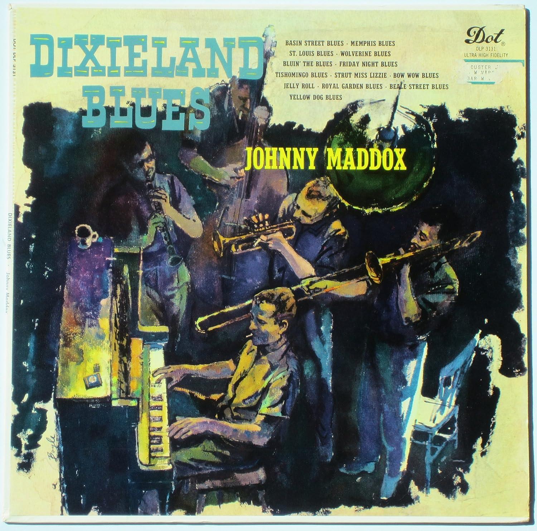 latest 4 years warranty Dixieland Blues