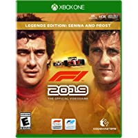 F1 2019 Legends - Special Edition - Xbox One