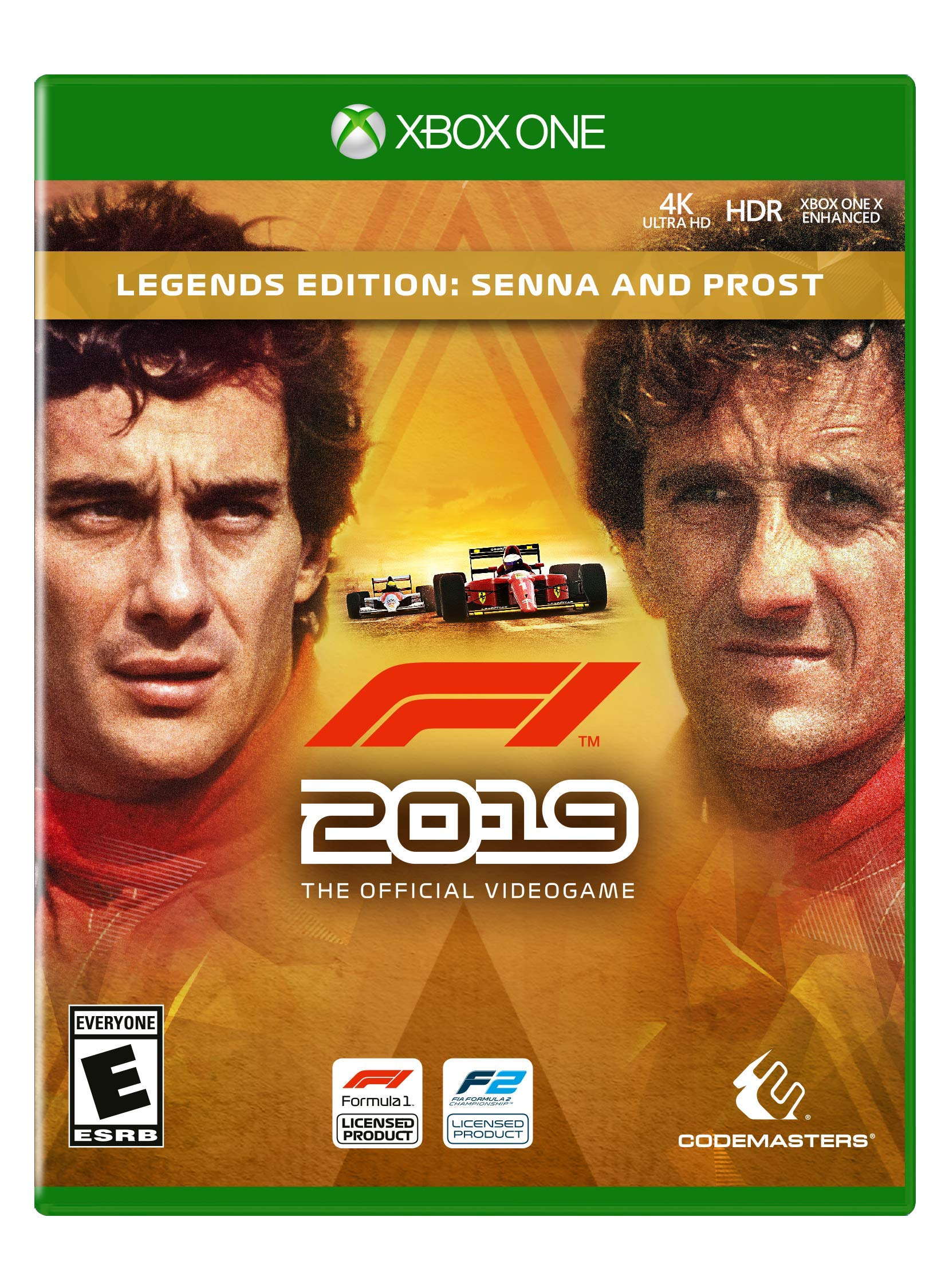 F1 2019 - Legends Edition - Xbox One
