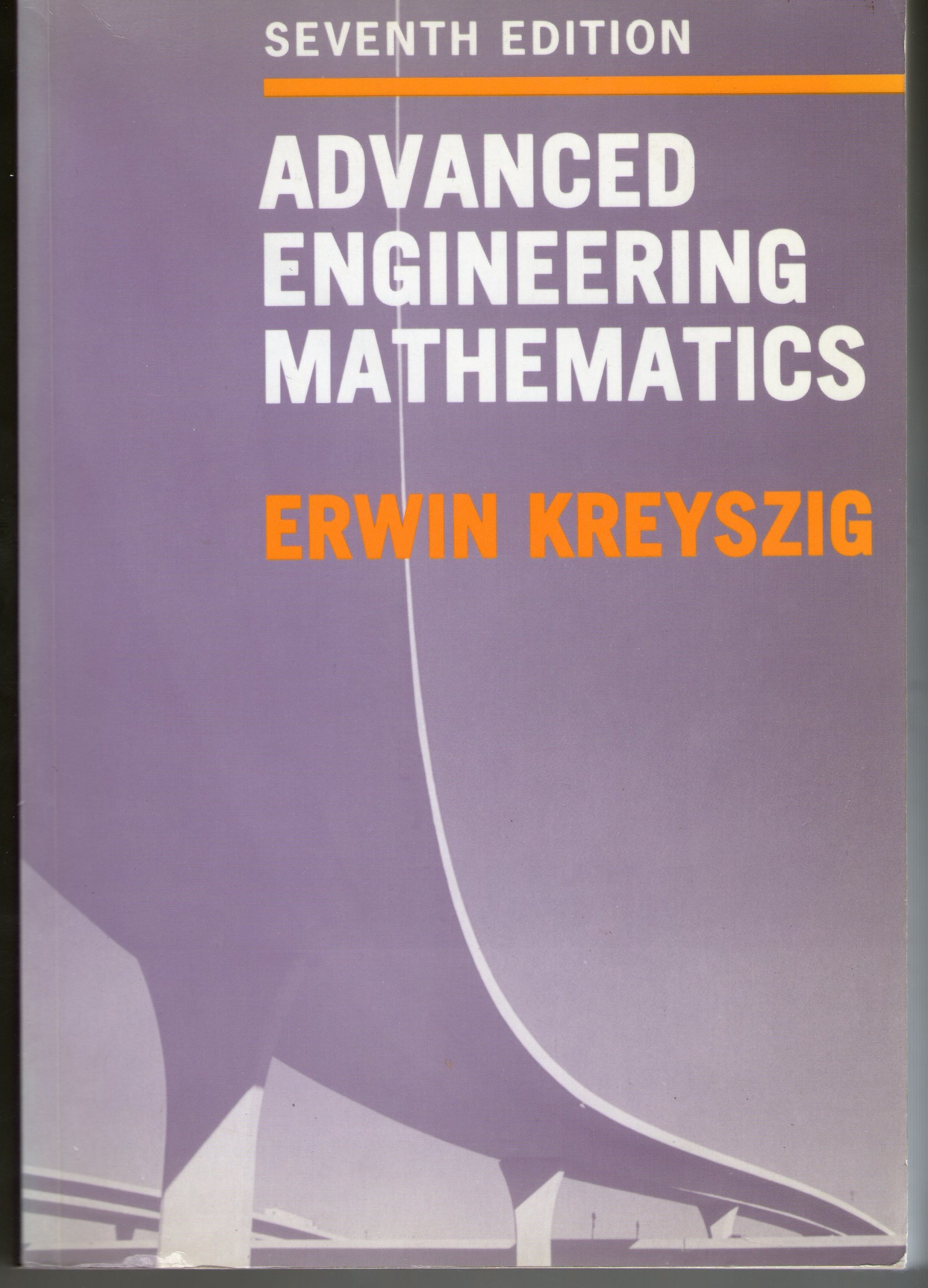 Advanced Engineering Mathematics: Erwin Kreyszig: 9780471599890:  Amazon.com: Books