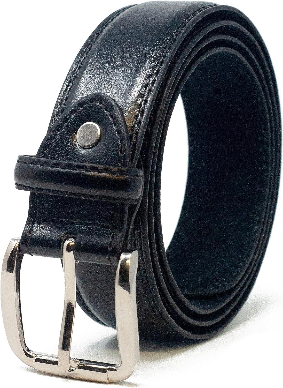 Ossi 32mm Classico Cintura uomo di dimensioni 81cm - 152 cm Disponibile in 6 colori