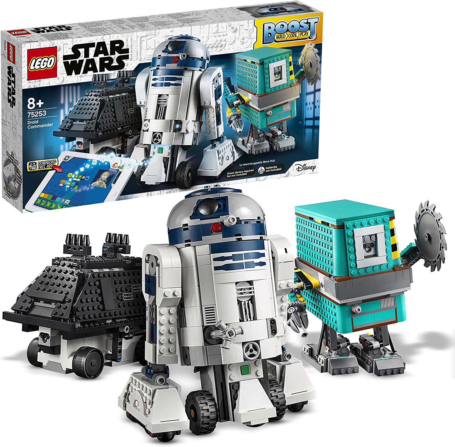 LEGO® Star Wars™ Boost Droide, 75253