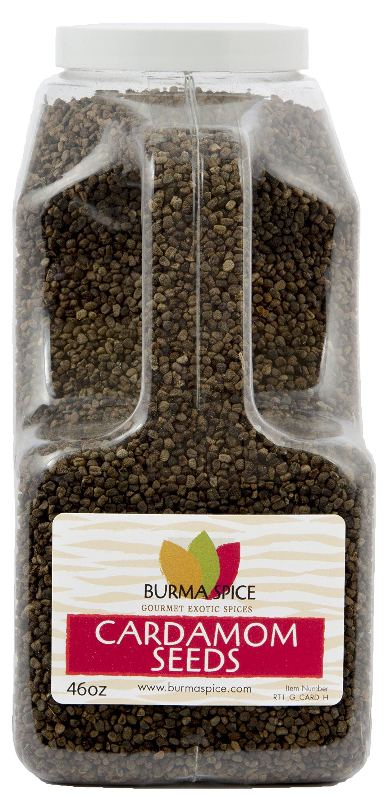 Cardamom Seeds : Whole : Indian Herb Spice : Kosher (46oz.)