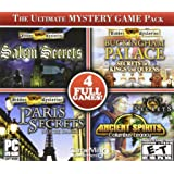 The Ultimate Mystery Game Pack 4 Full Games PC