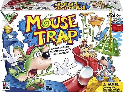 Hasbro Ratón Trampa: Amazon.es: Juguetes y juegos
