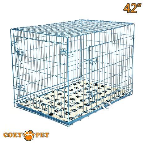 Cozy Pet Dog Cages en 5 tamaños 24