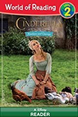 World of Reading: Cinderella:  Cinderella (Live Action) Early Reader: Level 2 (World of Reading (eBook)) Kindle Edition
