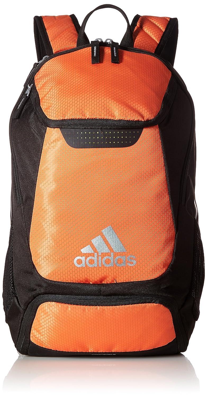adidas スタジアム チーム バックパック B01EJFLK14 One Size オレンジ オレンジ One Size