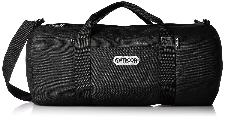 [アウトドアプロダクツ] ロールボストン  DUFFLE BAG L 60 B4サイズ対応  232 B001T4Z286 ブラック ブラック