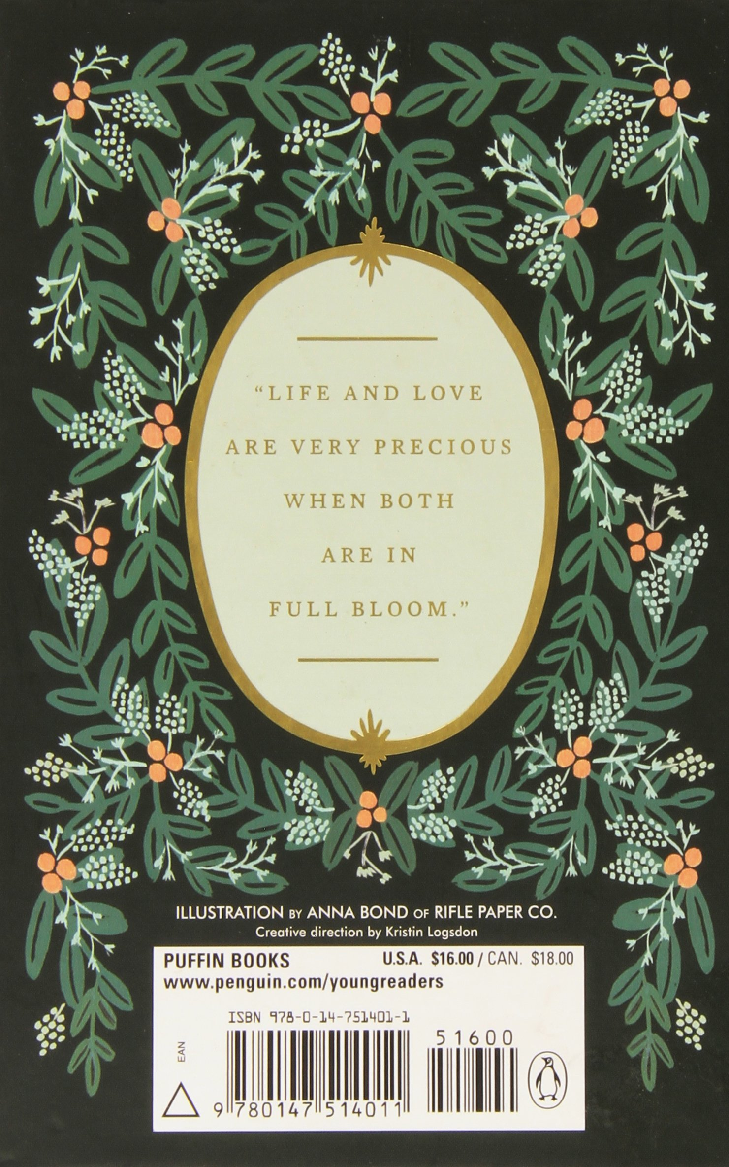 Little Women (Puffin in Bloom) by Puffin Books (Image #3)
