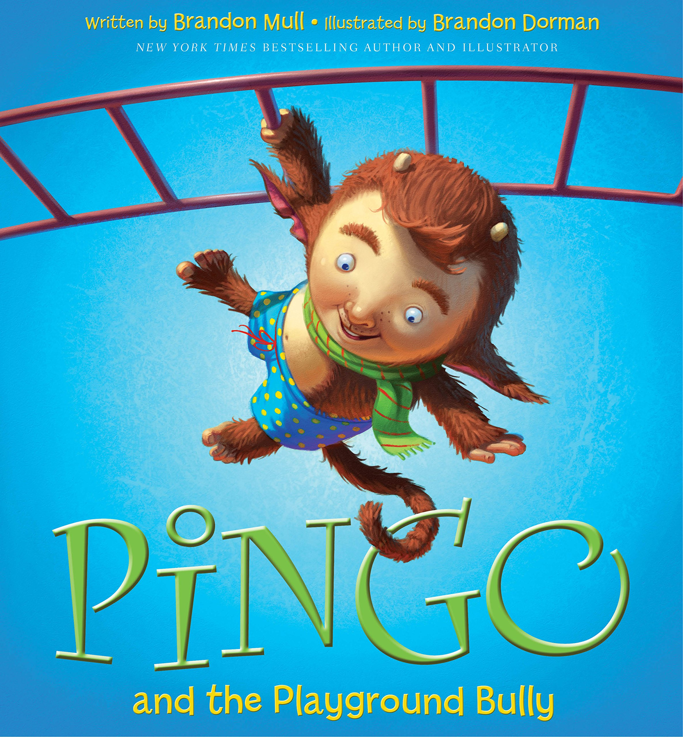 Download Pingo and the Playground Bully pdf