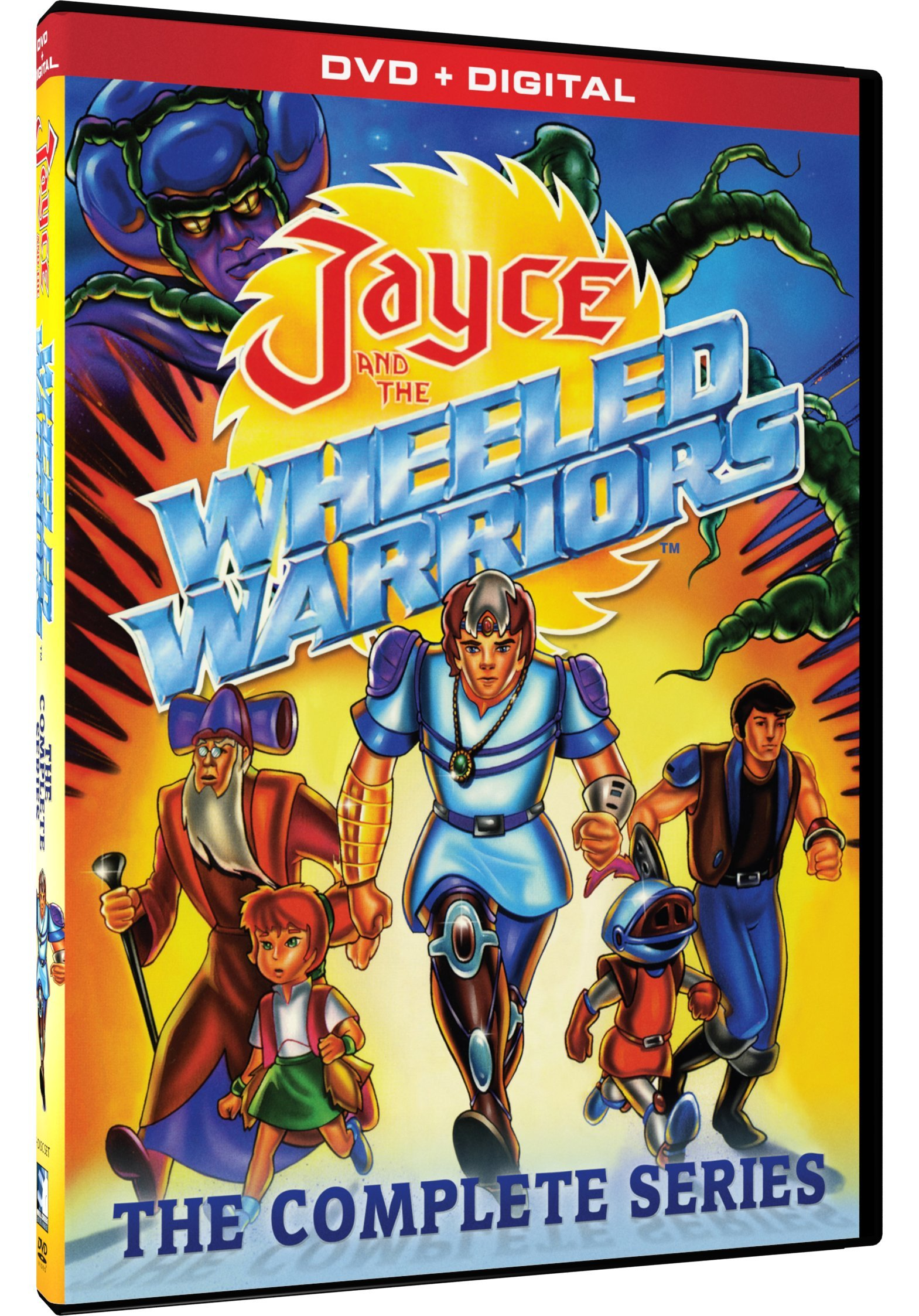 Jayce and the Wheeled Warriors - The Complete Series