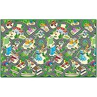 Rollmatz City Design Rollmat, Multi Coloured (120x200cm)